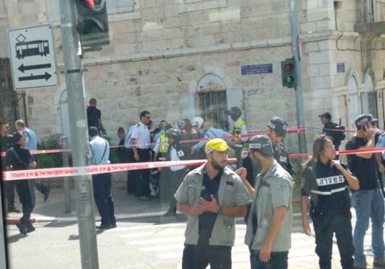 Ataque Terrorista en Jerusalem