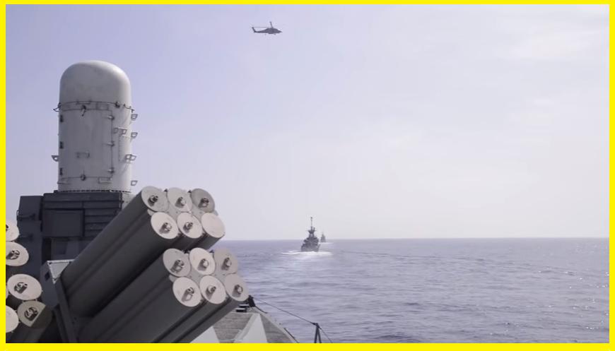 Exercice Nobla Dina de la marina