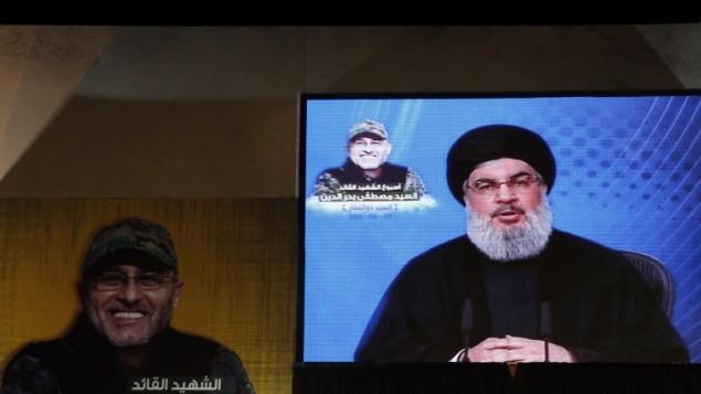 Hassab Nasrallah de nuevo jurando venganza.