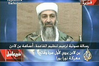 Osama Bin Laden bastante acabado