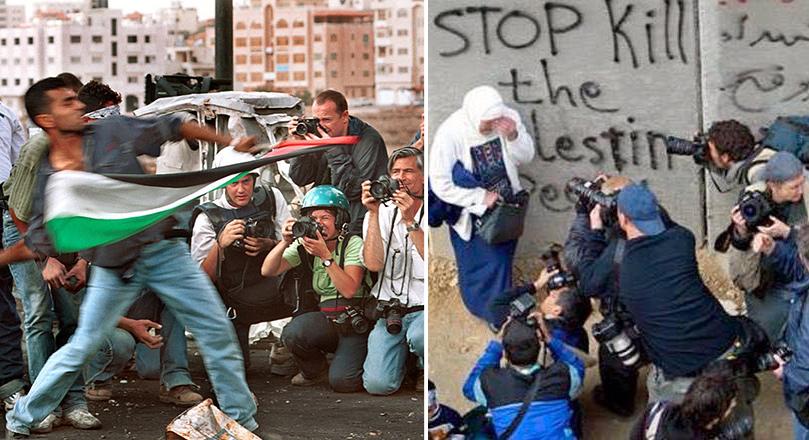 Amenazas a periodistas israelíes