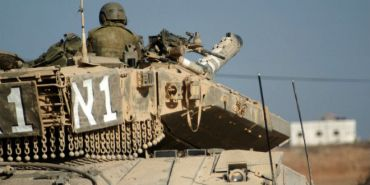 idf-tank-gaza