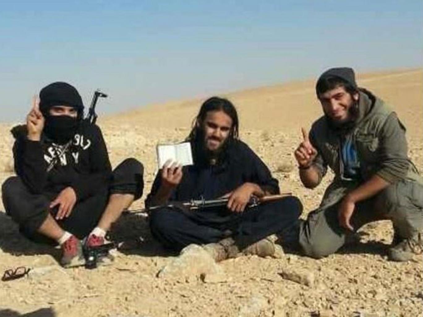 raphael-hostey de Manchester se recluto para el ISIS