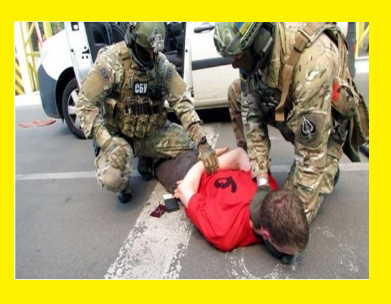 Ucrania terrorista frances